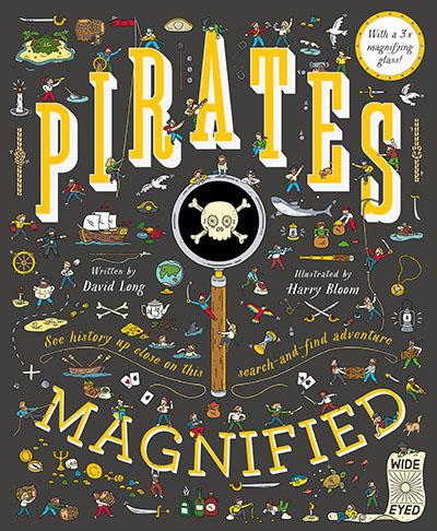 Pirates Magnified - Jacket