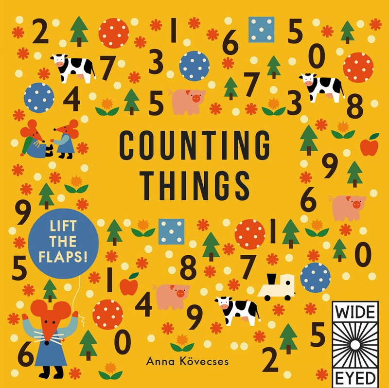 Counting Things - Jacket