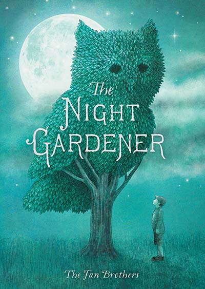 The Night Gardener - Jacket