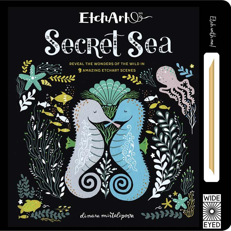 Etchart: Secret Sea - Jacket