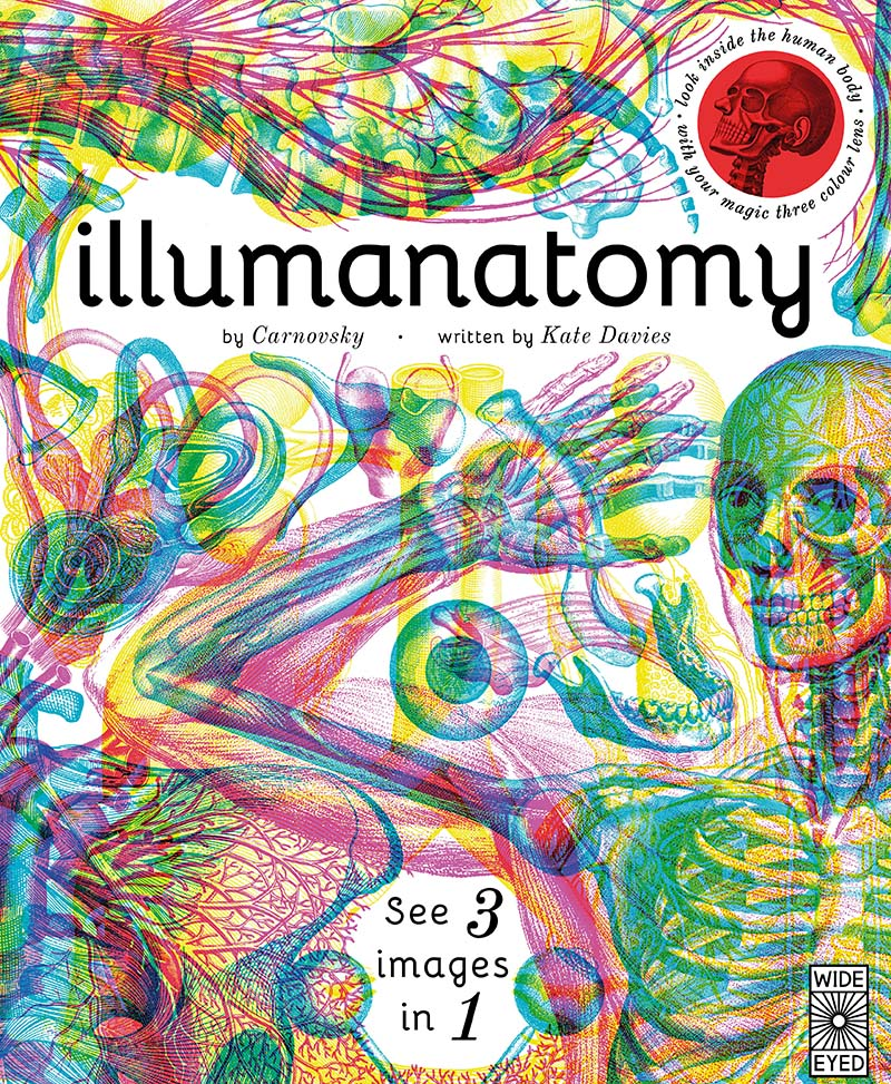 Illumanatomy - Jacket