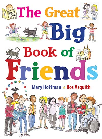 The Great Big Book of Friends - Jacket