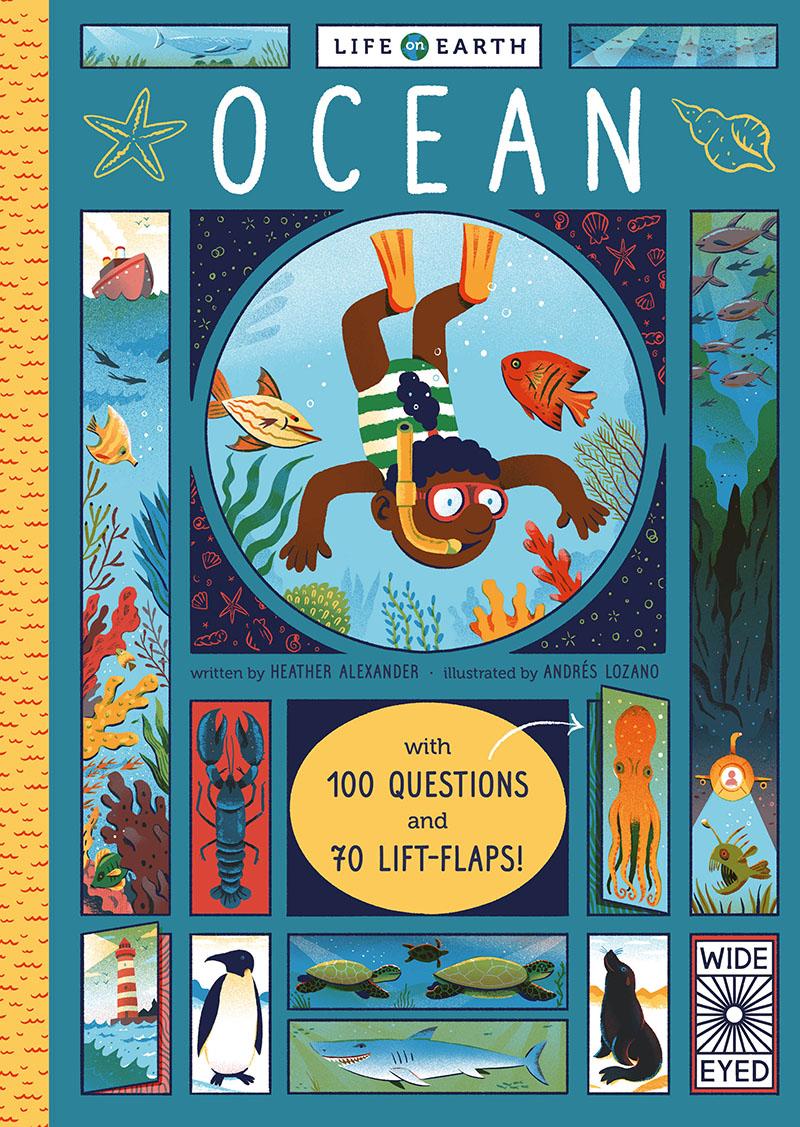 Life on Earth: Ocean - Jacket