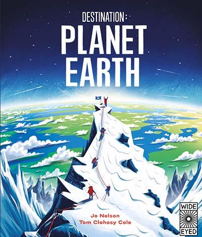 Destination: Planet Earth - Jacket