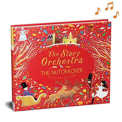 The Story Orchestra: The Nutcracker - Jacket