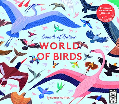 Sounds of Nature: World of Birds - Jacket
