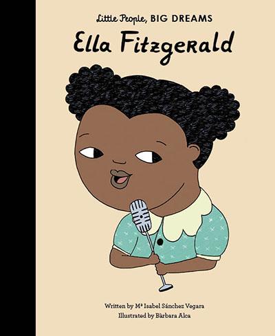 Ella Fitzgerald - Jacket