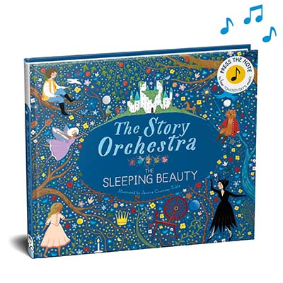 The Story Orchestra: The Sleeping Beauty - Jacket
