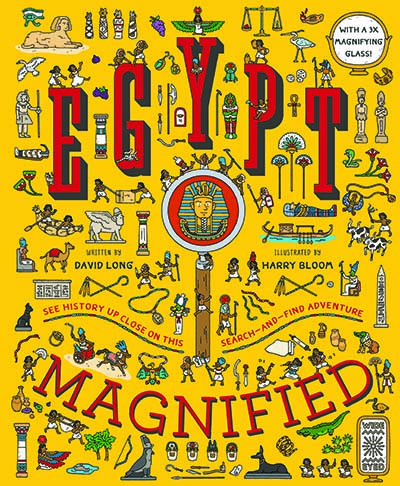 Egypt Magnified - Jacket
