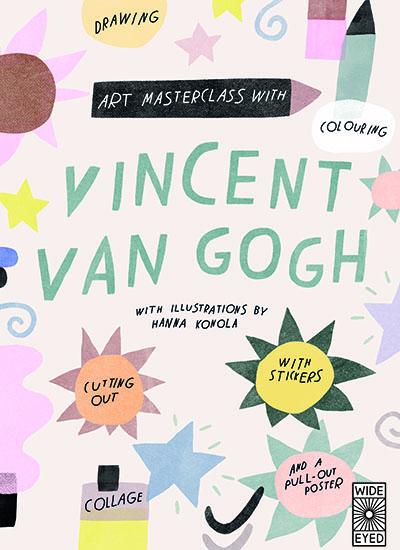 Art Masterclass with Van Gogh - Jacket