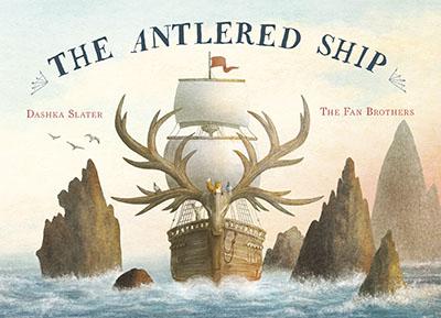 The Antlered Ship - Jacket