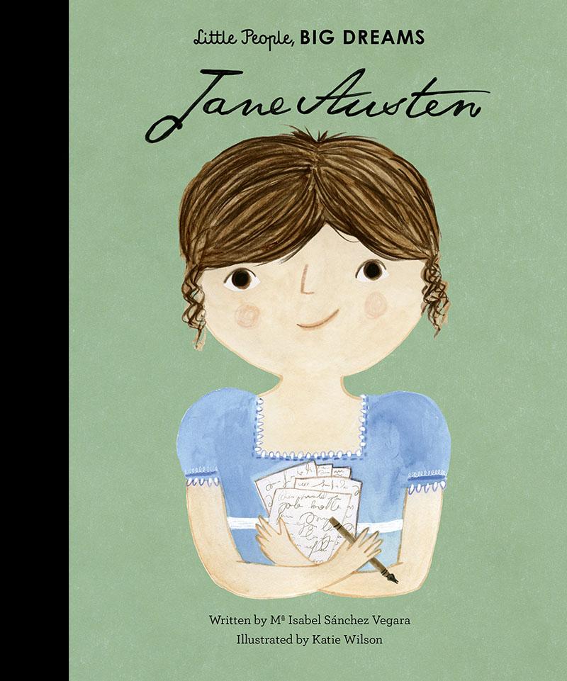 Jane Austen - Jacket