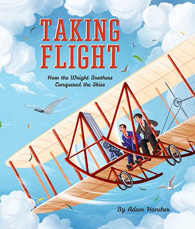 Taking Flight - Jacket