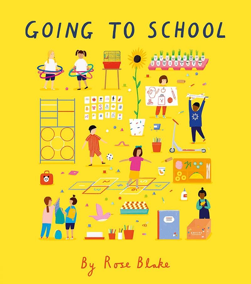 Going to School - Jacket