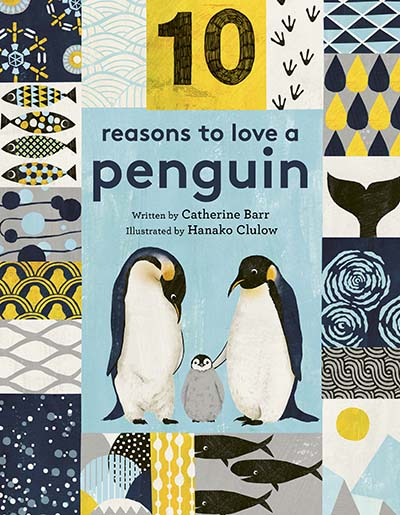 10 Reasons to Love… a Penguin - Jacket