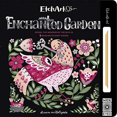 EtchArt: Enchanted Garden - Jacket