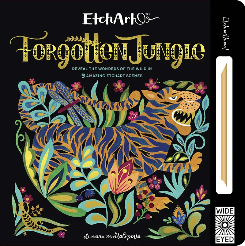 EtchArt: Forgotten Jungle - Jacket
