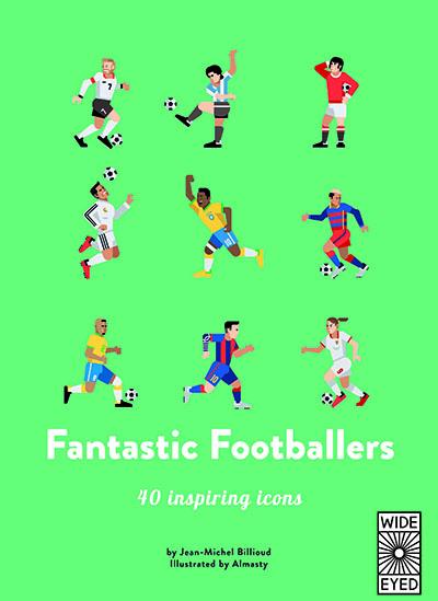 40 Inspiring Icons: Fantastic Footballers - Jacket