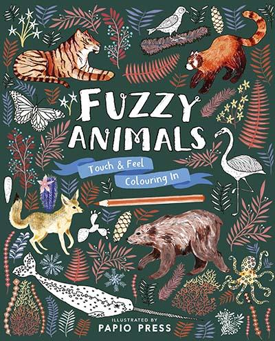 Fuzzy Animals - Jacket