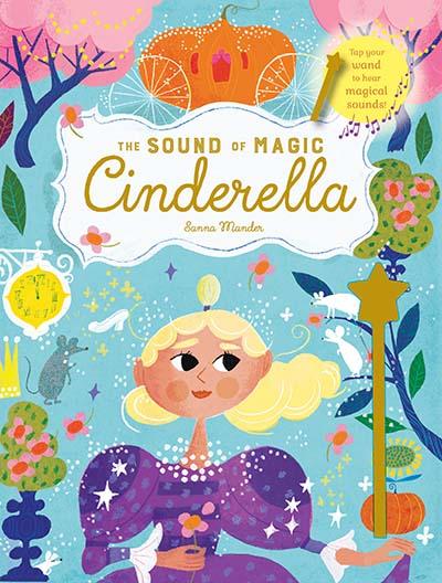 The Sound of Magic: Cinderella - Jacket