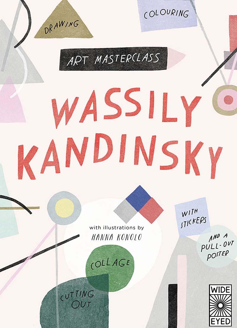 Art Masterclass with Wassily Kandinsky - Jacket