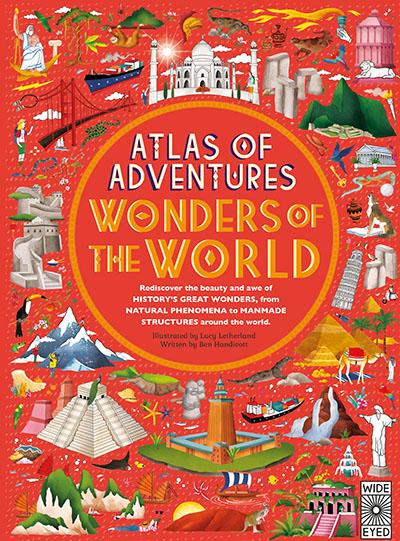 Atlas of World Wonders - Jacket