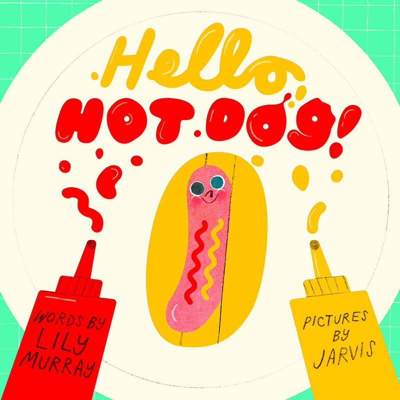 Hello, Hot Dog - Jacket