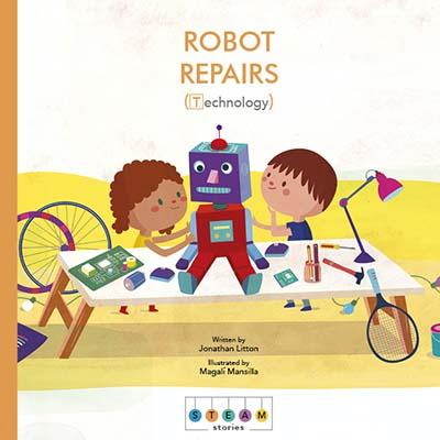 STEAM Stories: Robot Repairs (Technology) - Jacket