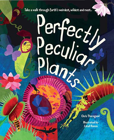 Perfectly Peculiar Plants - Jacket