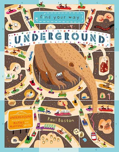 Find Your Way Underground - Jacket