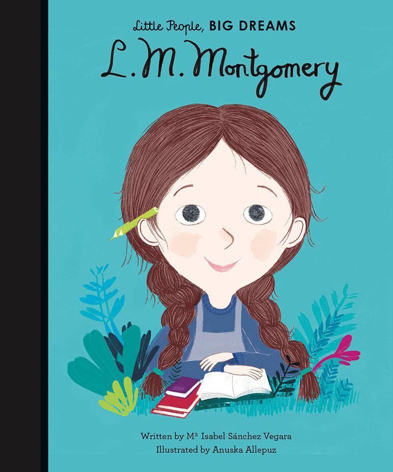 L. M. Montgomery - Jacket
