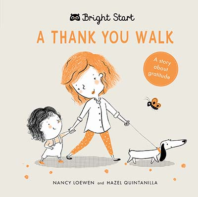 A Thank You Walk - Jacket