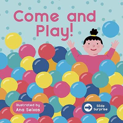 Slide Surprise : Come & Play - Jacket