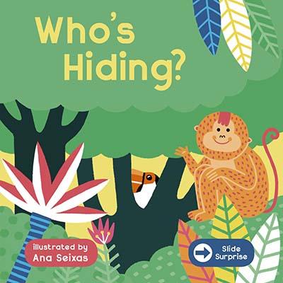 Slide Surprise: Who's Hiding? - Jacket