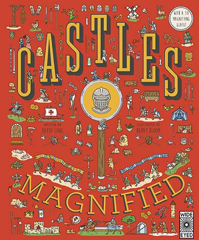 Castles Magnified - Jacket