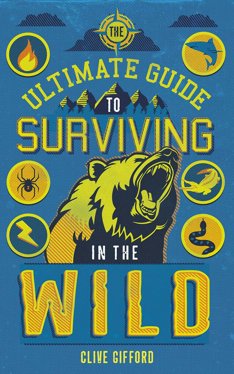 The Ultimate Guide to Surviving in the Wild - Jacket