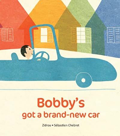 Bobby's Got A Brand New Car - Jacket