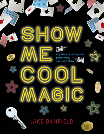 Show Me Cool Magic - Jacket