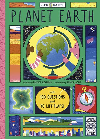 Life on Earth: Planet Earth - Jacket