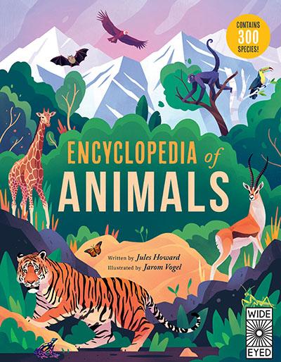 Encyclopedia of Animals - Jacket