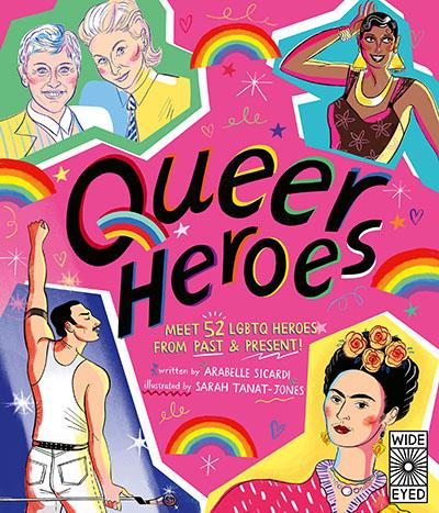 Queer Heroes - Jacket