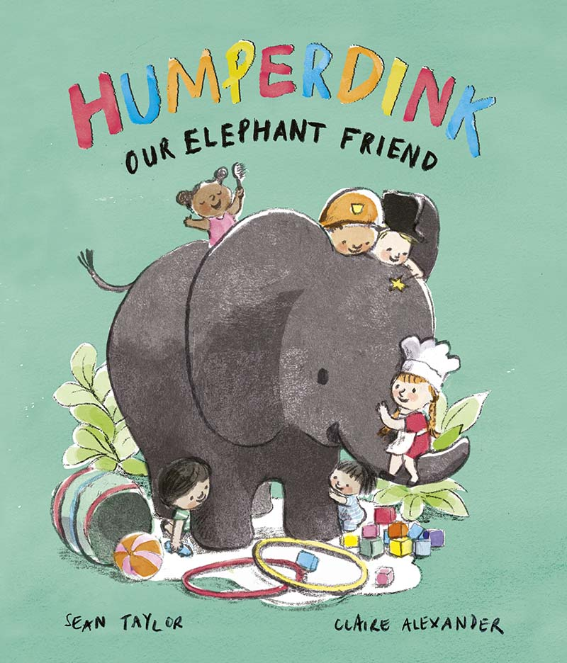 Humperdink Our Elephant Friend - Jacket