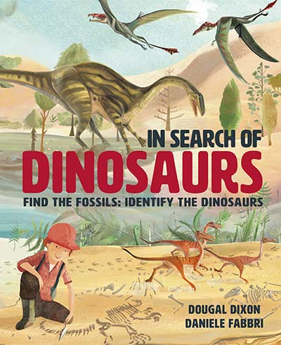 In Search Of Dinosaurs - Jacket