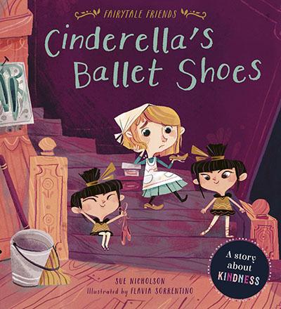 Cinderella's Ballet Shoes - Jacket