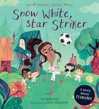 Snow White, Star Striker - Jacket