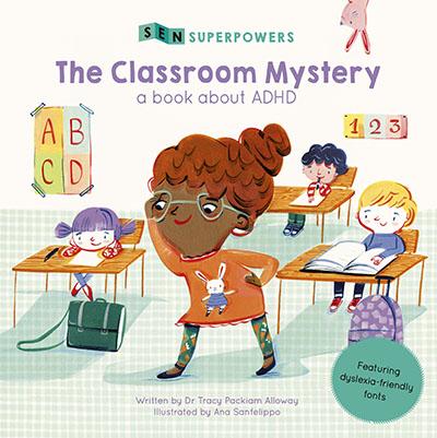 The Classroom Mystery - Jacket