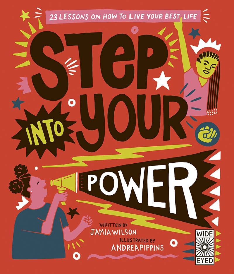 Step Into Your Power - Jacket