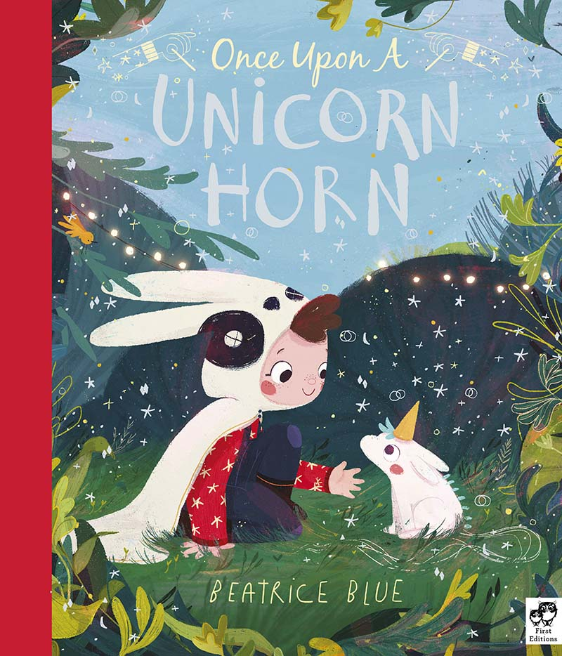 Once Upon a Unicorn Horn - Jacket