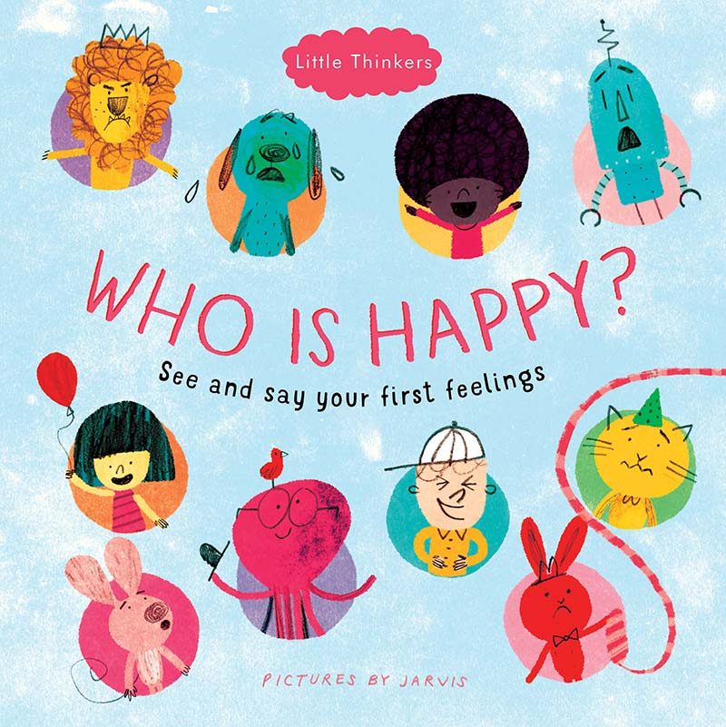 Who Is Happy? - Jacket