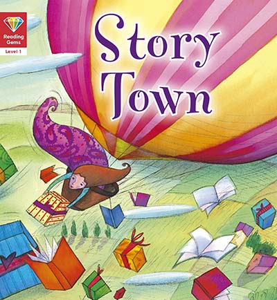 Reading Gems: Story Town (Level 1) - Jacket